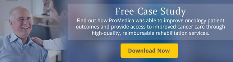 Oncology Rehab Case Study