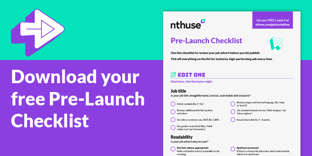 Download your free Pre-Launch Checklist