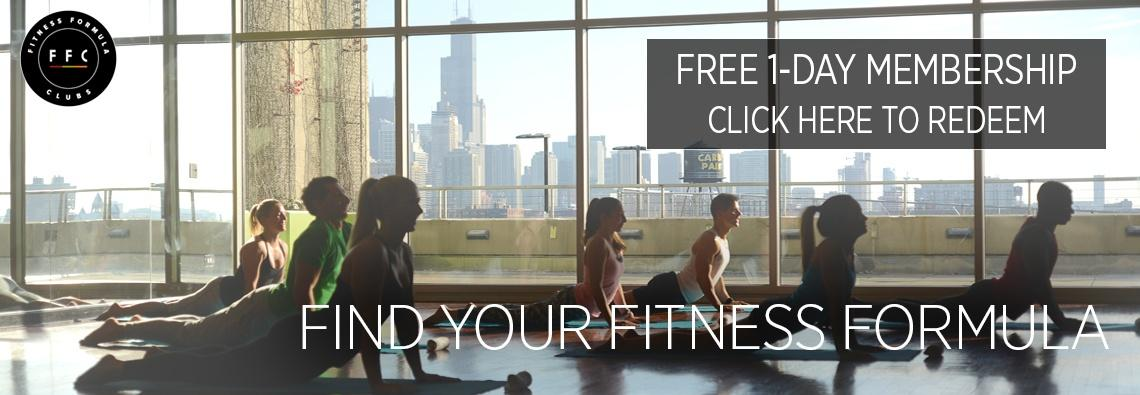 Click Here to Enjoy Your Free 1-Day Membership to FFC!