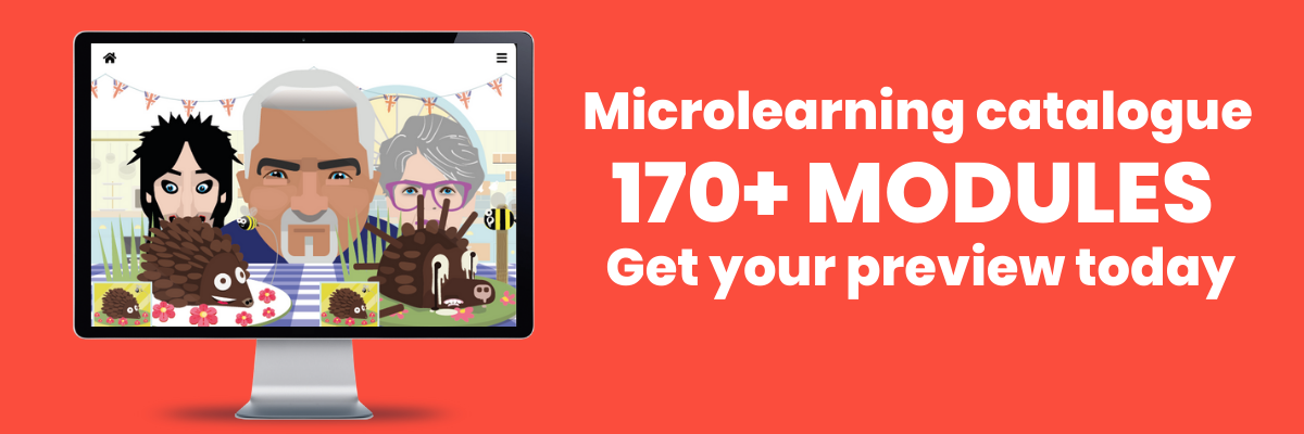 Microlearning catalogue