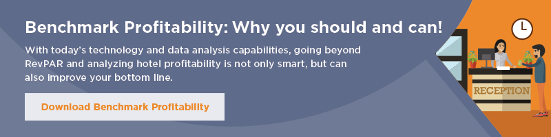 Benchmark Profitability: Why you should and can!