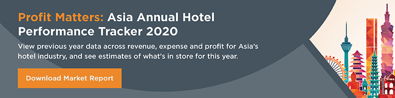Asia Annual Hotel Performance Tracker
