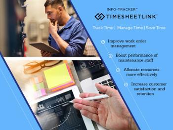 INFO-Tracker TimesheetLink Brochure