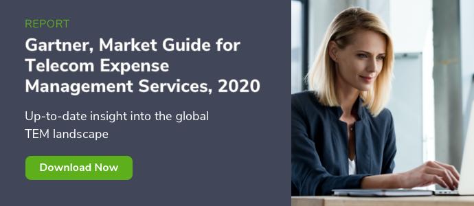 Market Guide for Telecom Expense Management Service 2020