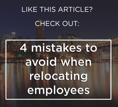 4 mistakes to avoid when relocating employees