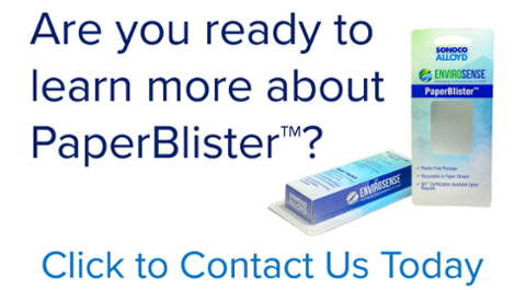 Are you ready to learn more about PaperBlister? Contact Us Today with Image of Paper Blister Package
