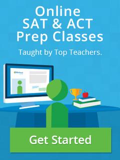 Online SAT & ACT Prep Classes