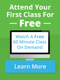 Attend Your First Class For Free