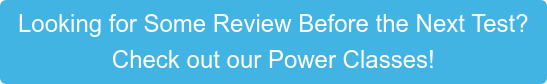 Looking for Some Review Before the Next Test? Check out our Power Classes!