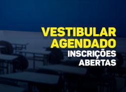Vestibular Agendado UniCesumar - Inscrições Abertas