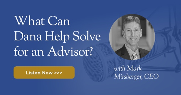 Audiocast with Dana CEO, Mark Mirsberger