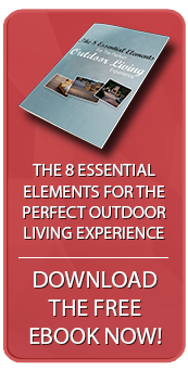 The 8 essential elements for the perfect outdoor living experience