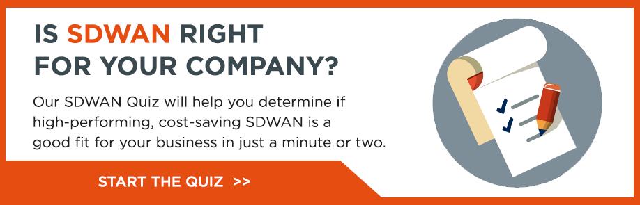 SDWAN Quiz >> Click Here to Start