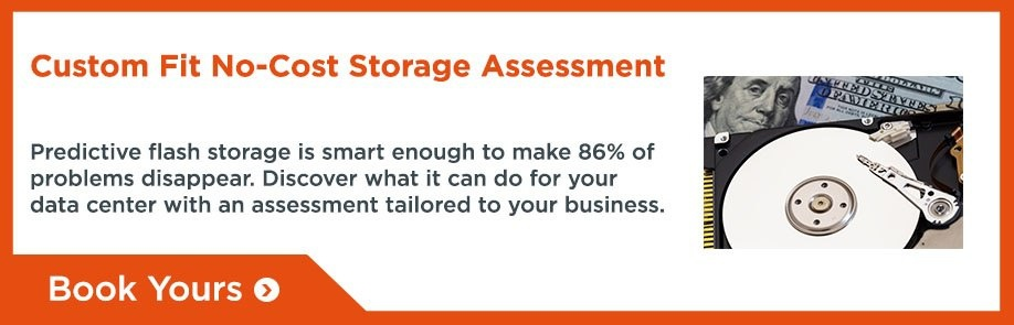No-cost storage assessment