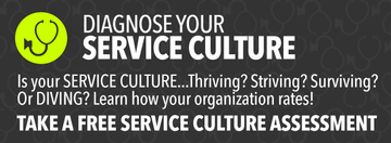 service culture assessment improve service culture