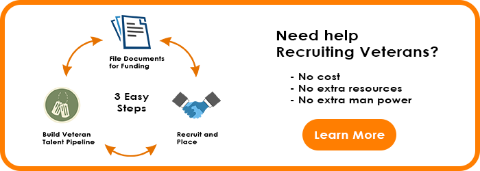 No Cost Veteran Recruitment in 3 Easy Steps