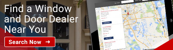 Find a Window and Door Dealer Near You