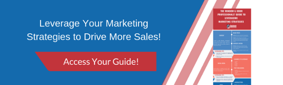 Leveraging your marketing strategies to drive more sales call to action
