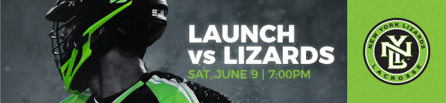 Florida Launch vs New York Lizards June 9th 2018