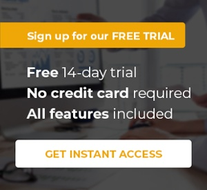sign up for our free trial