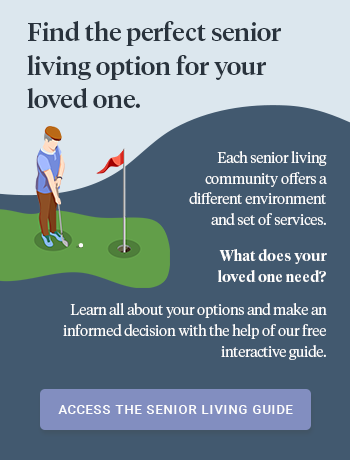 Get our free Senior Living Options guide