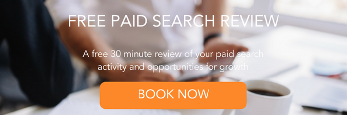 Paid Search Review