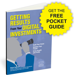 Getting Results From Your Digital Investments - An NAW Institute Pocket Guide