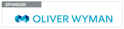 Oliver Wyman is a valued NAW sponsor