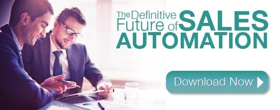 Future of Sales Automation