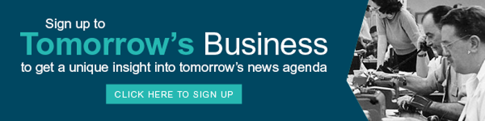 Sign up to Tomorrow's Business