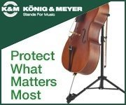 Konig & Meyer Music Stands - Cello