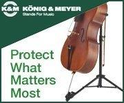 Konig & Meyer Music Stands - Cello