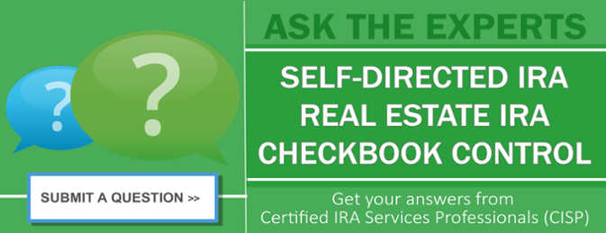 Self Directed Real Estate IRA Experts