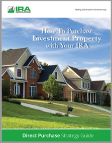 How to purchase Real Estate with IRA cash