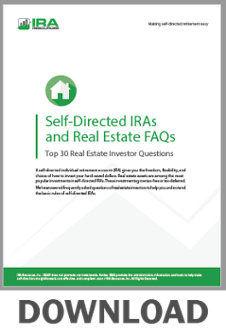 Real Estate IRA FAQ Download