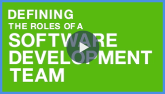defining the roles of a software development team