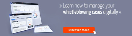 CTA Manage whistleblowing cases digitally