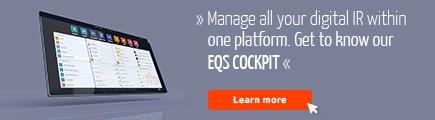 CTA EQS COCKPIT learn more