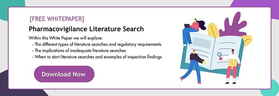 Pharmacovigilance-literature-search