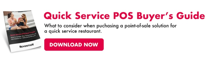Quick Service POS Buyer's Guide