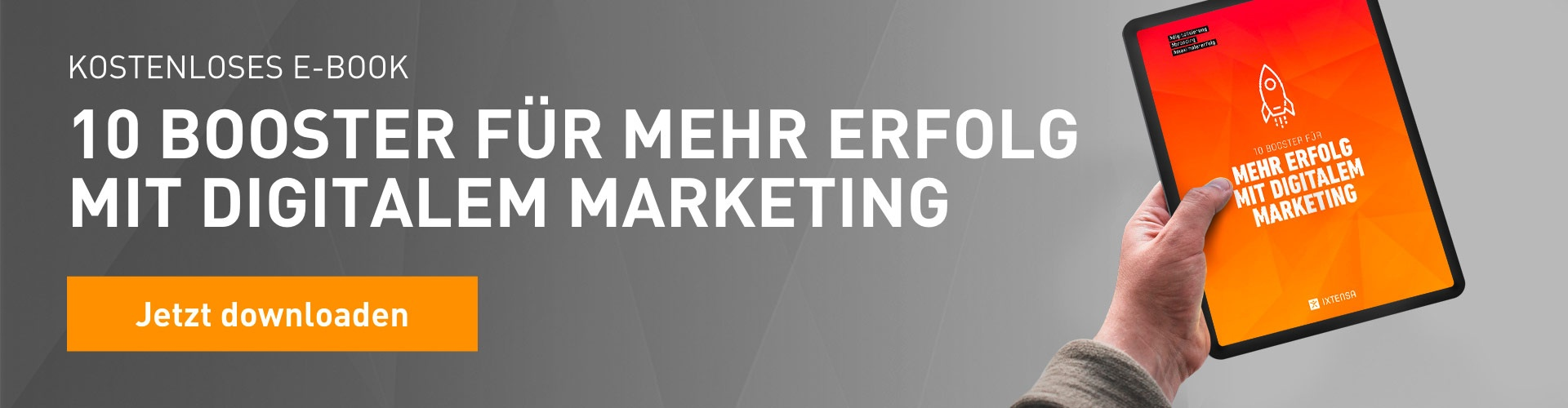 E-Book Mehr Erfolg mit digitalem Marketing