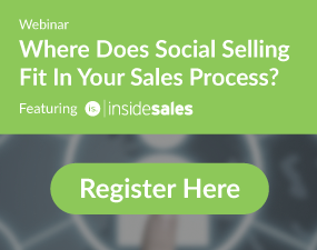 Webinar: Where does Social Selling fit in your sales process?