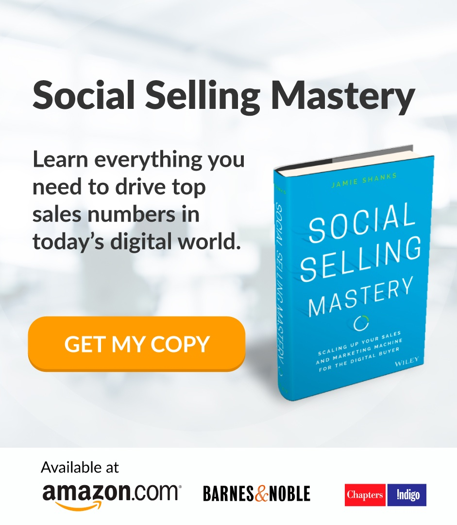 Social Selling Mastery - Book Available Now