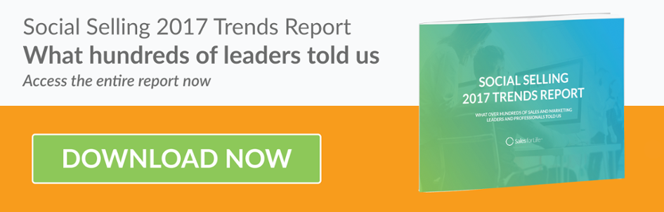 New Research: What Hundreds of Sales And Marketing Leaders And Professionals Told Us