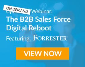 Webinar-Forester-B2B Sales Force Digital Reboot
