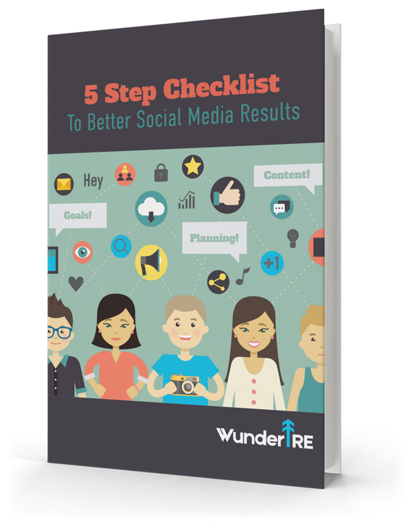 Download our PDF on a 5 Step Checklist to Better Social Media Results