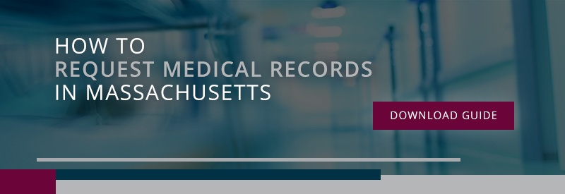 Request Medical Records in MA