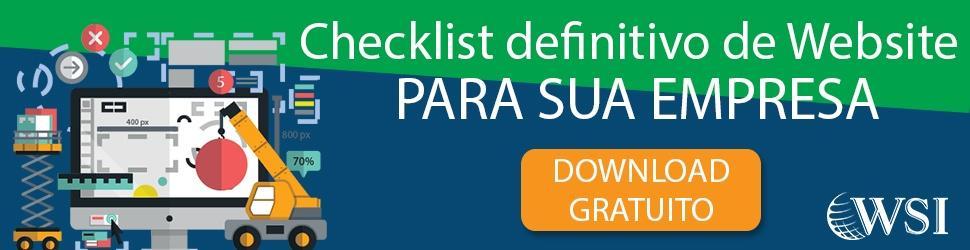Checklist Website