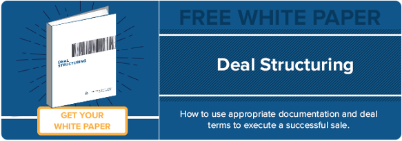 FREE Deal Structuring White Paper