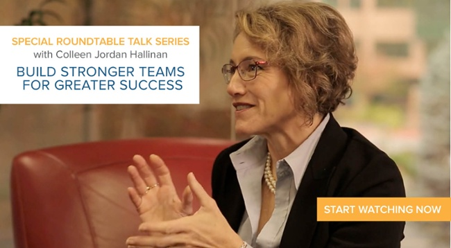 Special Roundtable Talk Series with Colleen Jordan Hallinan - Watch Now